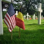 Observing Memorial Day in Belgium