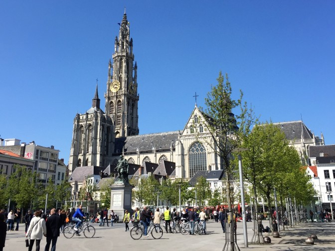 Antwerp Cathedral of our Lady