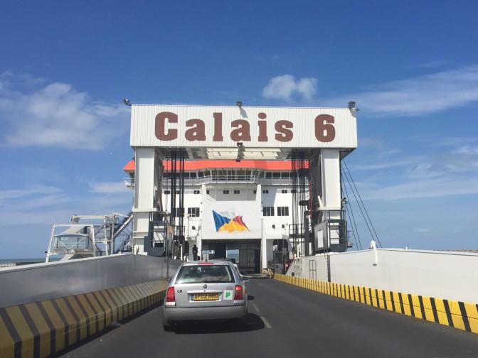 Calais Ferry