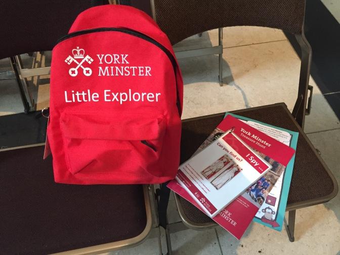 York Minster Little Explorer Kit
