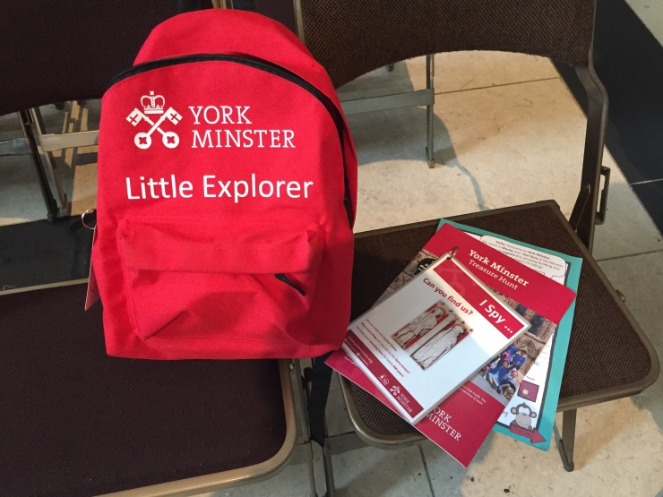 York Minster Little Explorer Kit