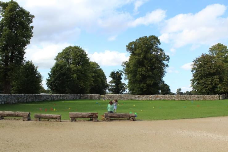 Yard at Avebury