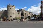 Return to Windsor, England