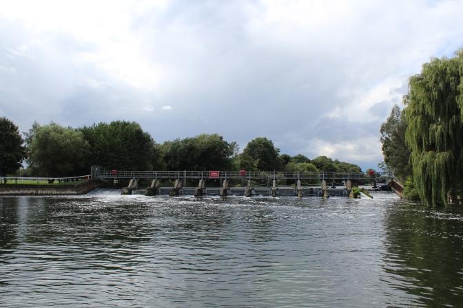Boveney Weir