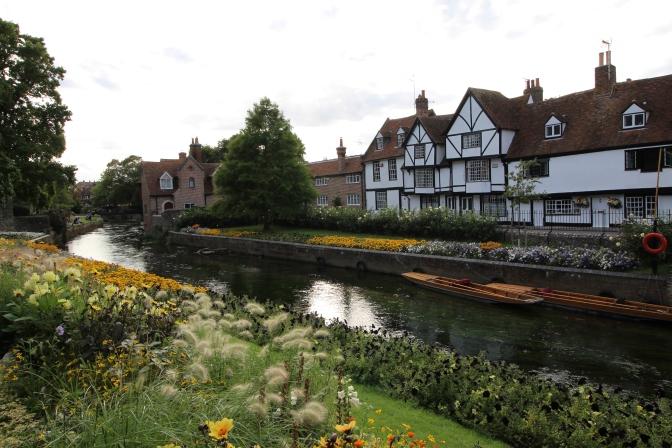 The Great Stour River
