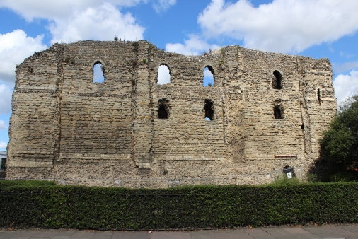 Canterbury Norman Castle