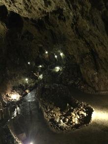 It felt like a Goonies adventure inside Grotte de Dinant La Merveilleuse.