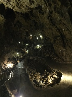 It felt like a Goonies adventure inside Grotte de Dinant La Merveilleuse.