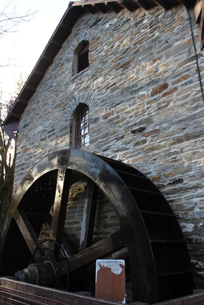 Old Mill Killin