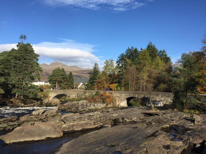 Old Bridge Killin