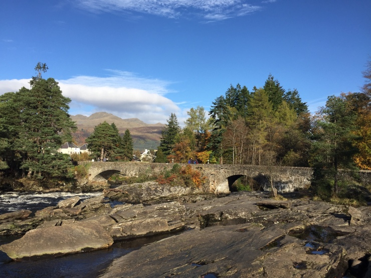 Old Bridge Killin