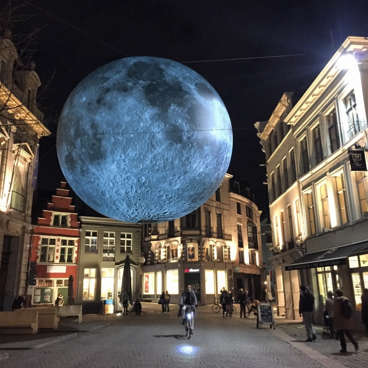 """Museum of the Moon"""