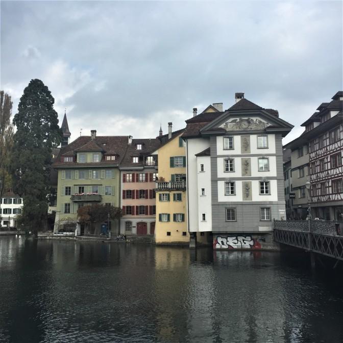 Lucerne Buildings