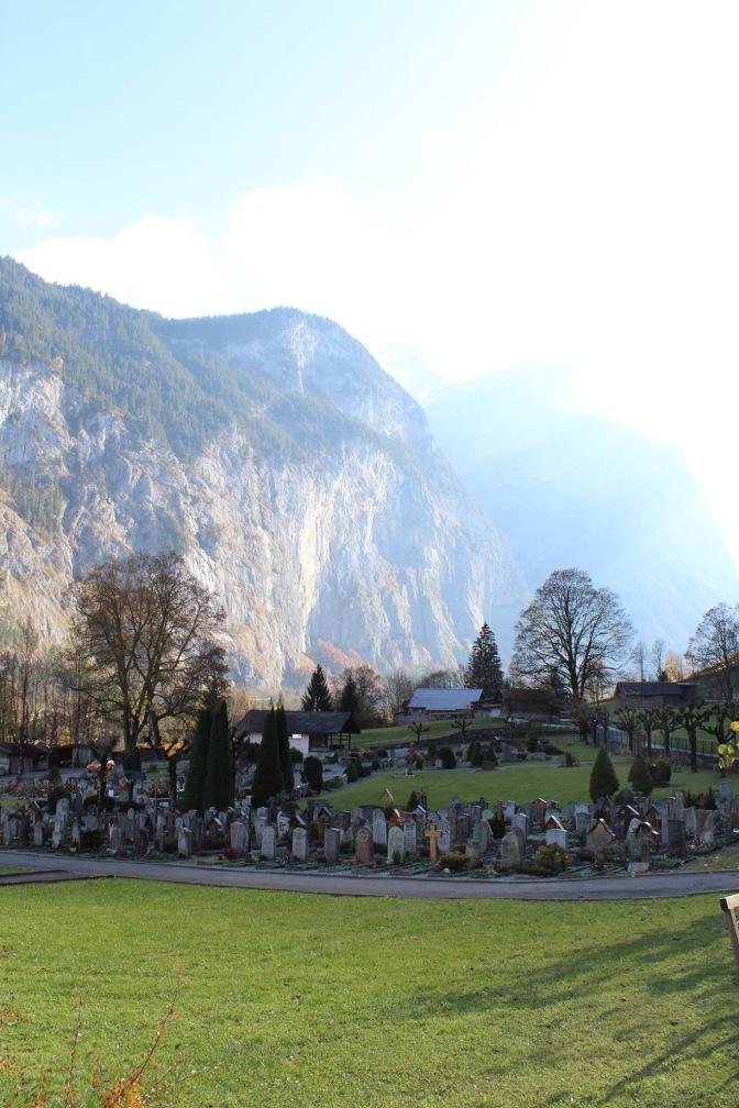 Lauterbrunnen Cemetery