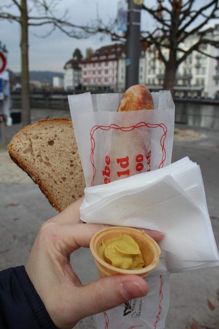 Lucerne Market Food