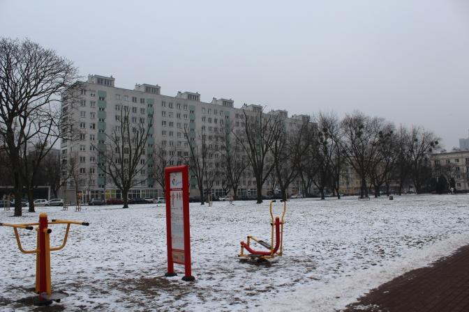 Warsaw park