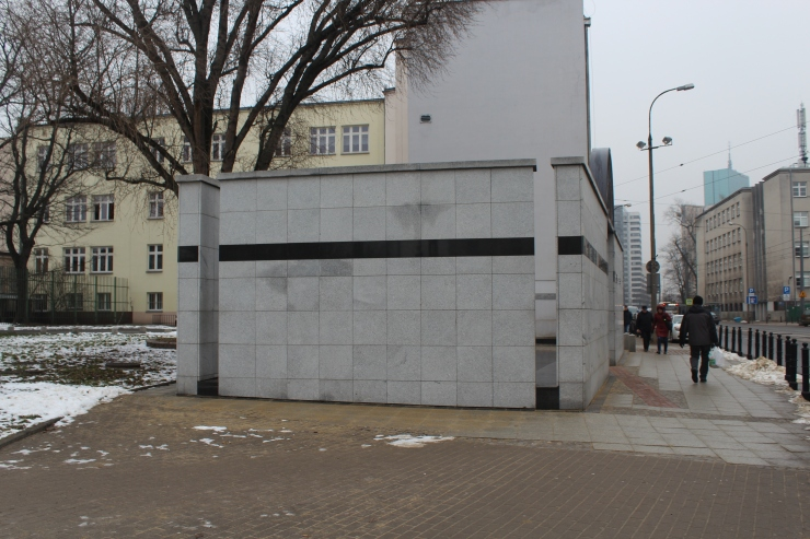 Umschlagplatz