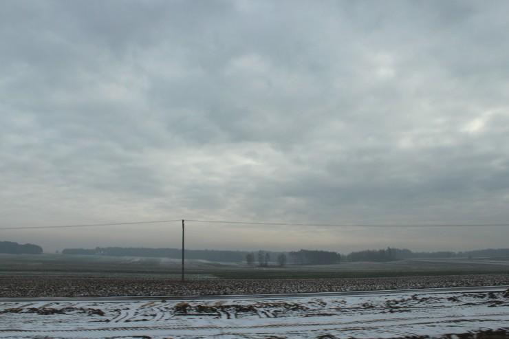 Poland countryside