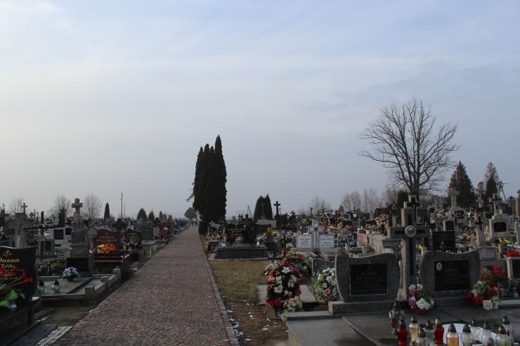 Knyszyn cemetery