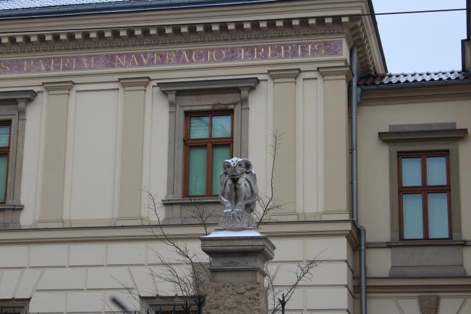 Krakow Gargoyle