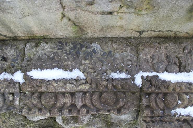 Ruins details