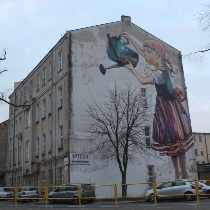 Bialystok Street Art