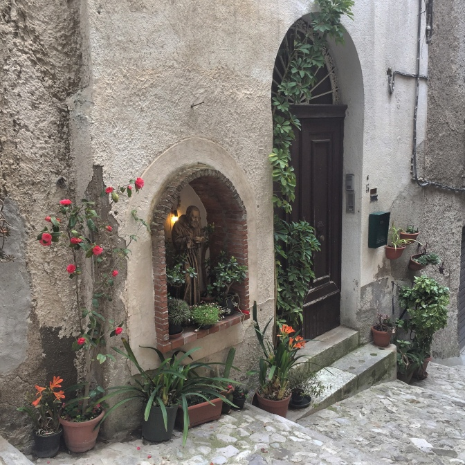 Caiazzo stoop
