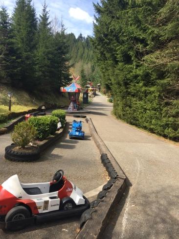 Riesen-Rutschbahn Enzklosterle Poppeltal