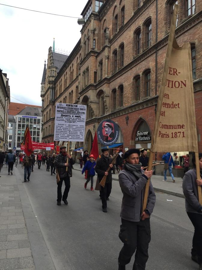 Communist March