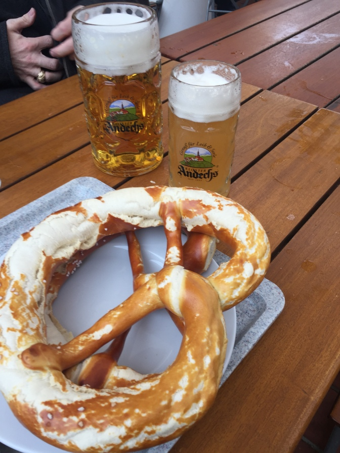Kloster Andechs food