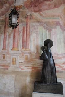 Bled Castle Chapel