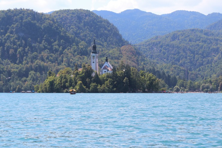 Bled Island and Church of St. Mary