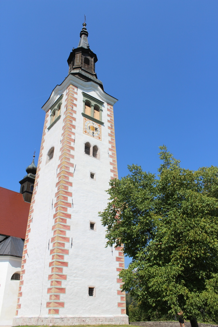 Bled Bell Tower
