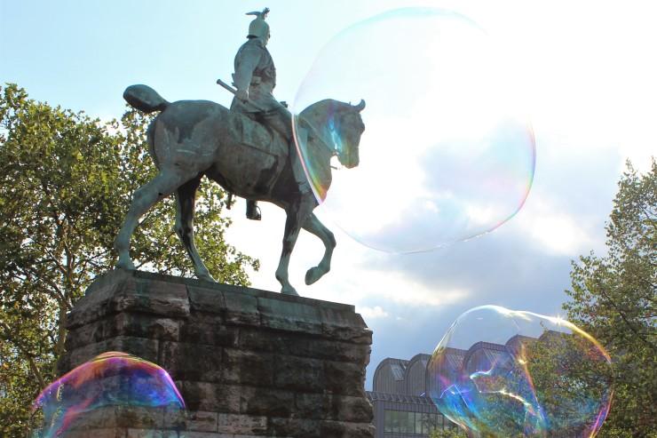 Cologne Statue