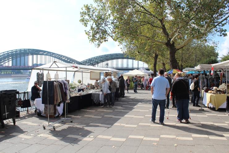 Cologne Flohmarkt