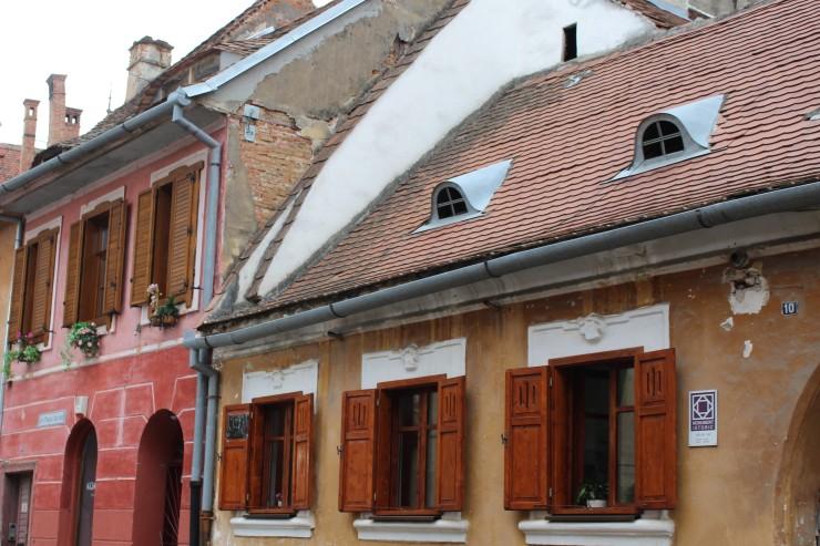 Sibiu homes
