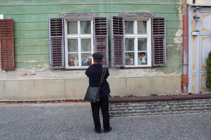 Sibiu dolls
