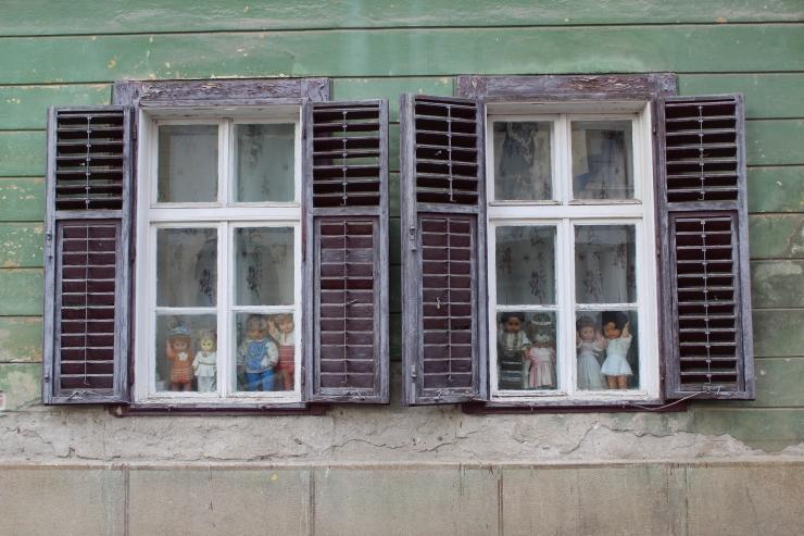 Sibiu dolls.