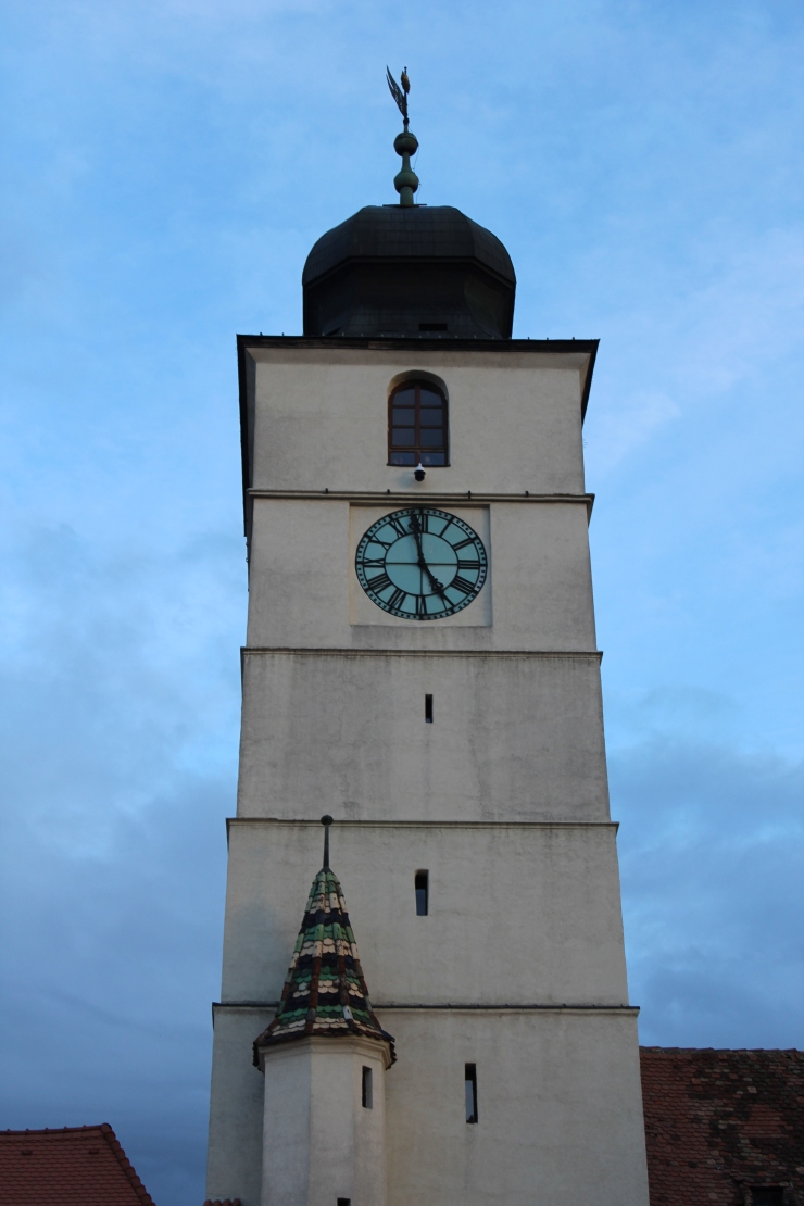 Sibiu Council Tower