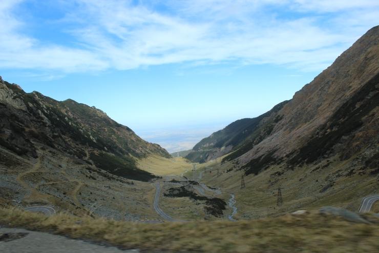 Transfăgărăşan Road