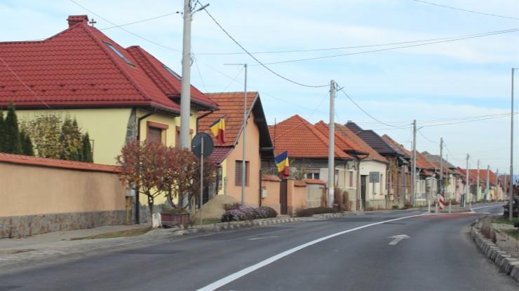 Romania road
