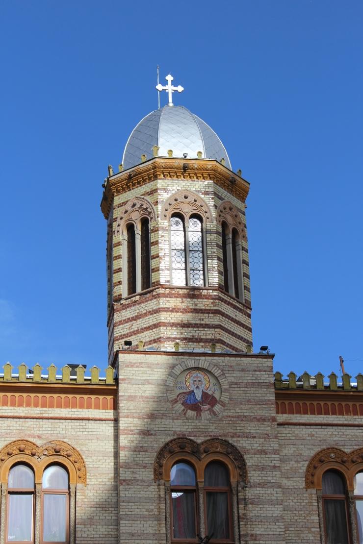 Brasov building
