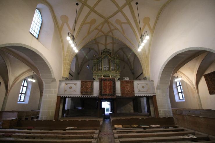 St Nikolaus Church back