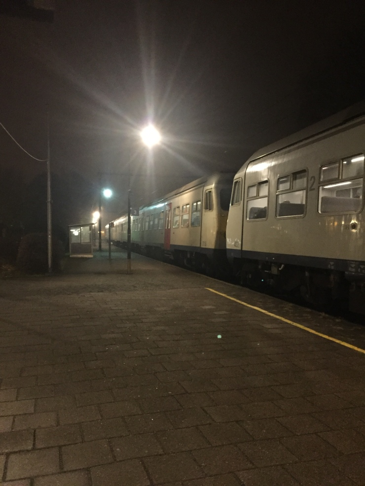 Belgian rail