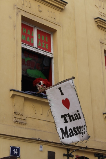 Prague Clown