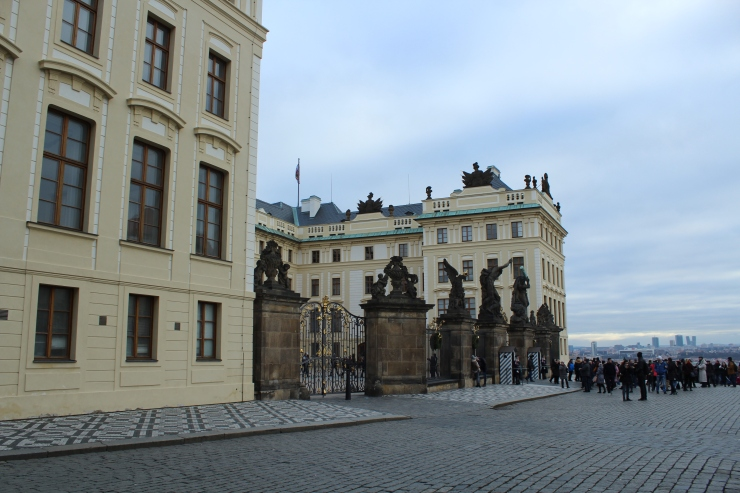 Main Gate of Prague Castle