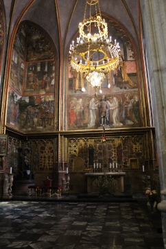 Chapel of St Wenceslas