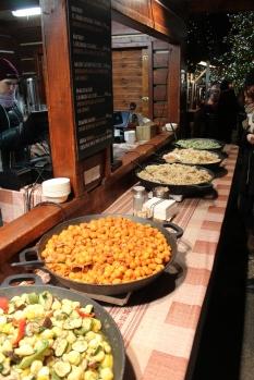 Wenceslas Square Christmas Market Food