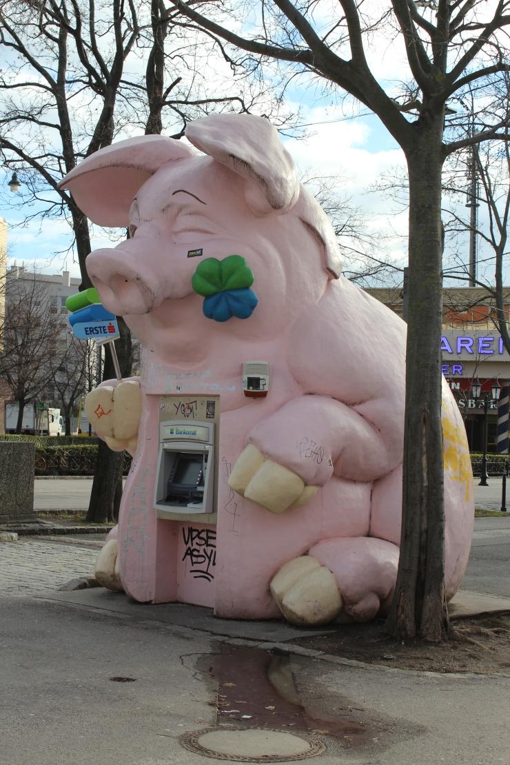 Pig ATM