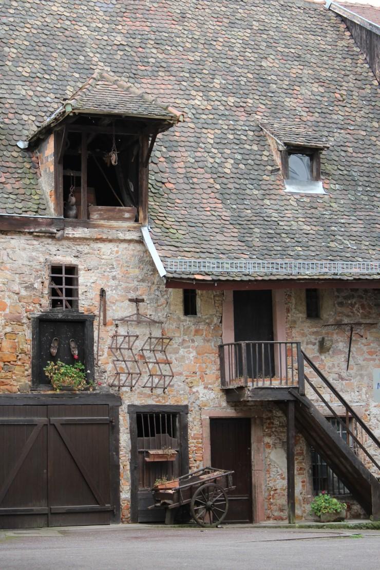 Colmar home